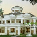 Kerala Bungalow Design