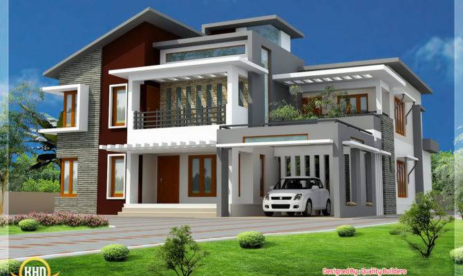Kerala Home Design Architecture House Plans Homivo