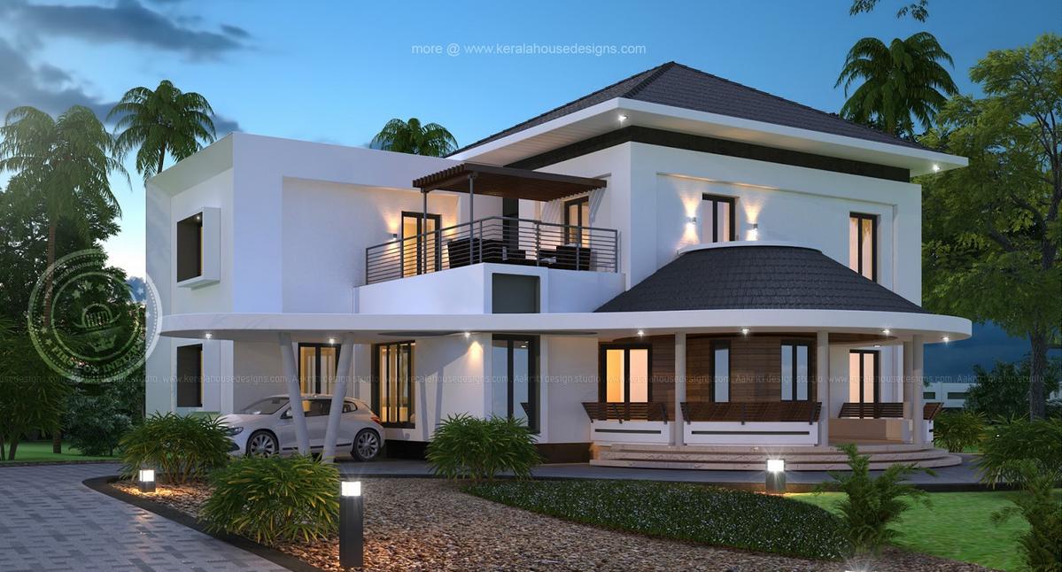 Kerala Home Design New Plans