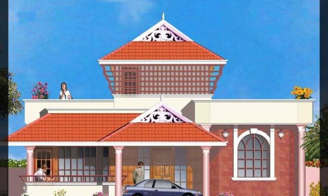 Kerala House Plan Elevation