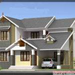 Kerala House Plans Model Home Plansphotos Elevation Style Design