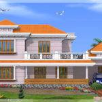 Kerala Model Bedroom Home