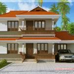 Kerala Model Home Plan Feet Design Floor