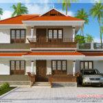 Kerala Model Home Plan Feet Indian House Plans