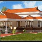 Kerala Model House Plan Acube Builders