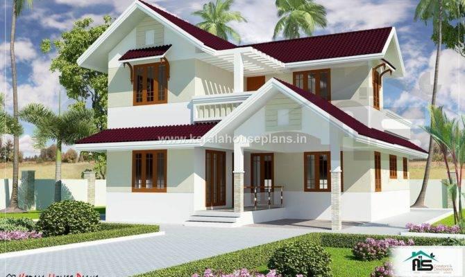 Kerala Model House Plans Elevation Sqft