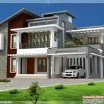 Kerala New Model Home Concepts Ideas