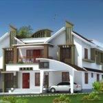 Kerala New Model Home Homes Floor Plans