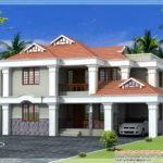 Kerala Style Beautiful Home Designs House Design Idea