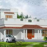 Kerala Style Bhk Budget Home Design