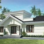 Kerala Style Single Floor House Plan Home