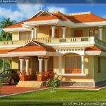 Kerala Style Traditional House Plan Acube