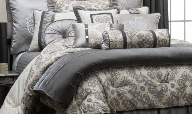 Kerrington Piece Comforter Set Hiend Accents Luxury