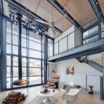 Key Traits Industrial Interior Design