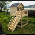 Kids Playhouses Wooden Playhouse