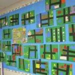 Kindergarten Corps Social Studies Maps