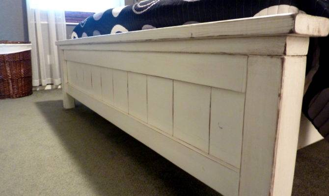 King Farmhouse Bed Yourself Home Projects Ana White