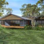 Kit Home Design Wow Bedroom Sloping Land Australian Homes