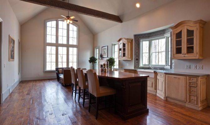 Kitchen Cathedral Dining Area Ceiling Ideas Pin