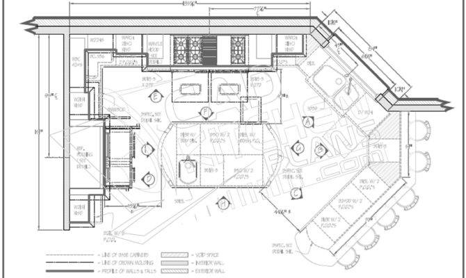 Kitchen Design Floorplans Ideas