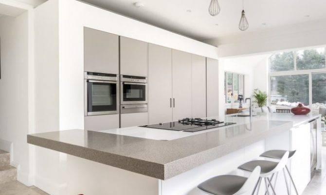 Kitchen Exquisite Interior Home Design Open Plan