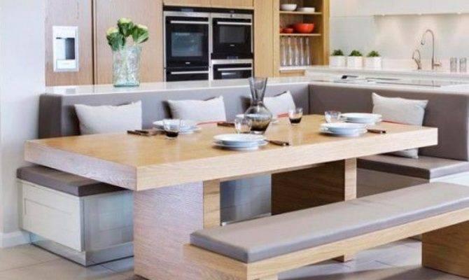 Kitchen Island Ideas Open Plan Booth