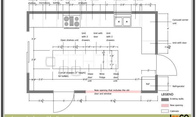 Kitchen Layouts Interior Home