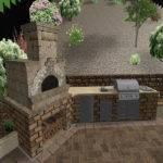 Kitchen Plans Measurement Build Outdoor