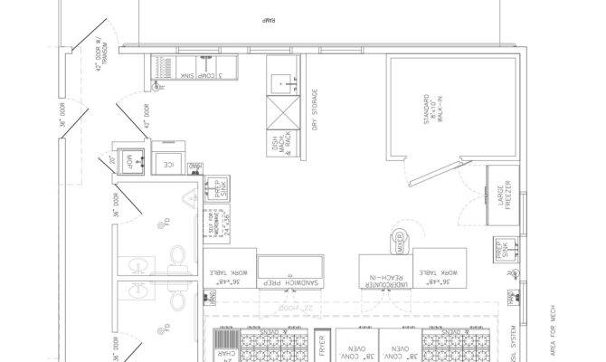 Kitchen Ventures Floor Plan