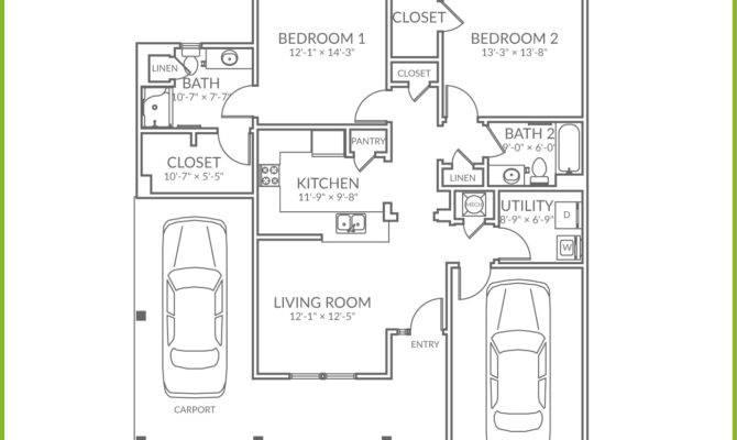 Kitchenette Floor Plans Create Plan