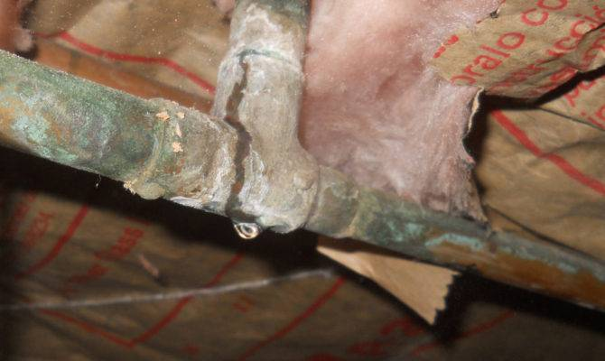 Know Water Leak Your House Bend Servicemaster
