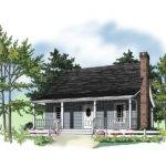Knox Acadian Home Plan House Plans More