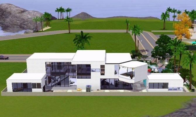 Koalafolio Sims House Living Design Modern