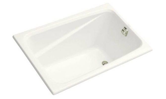 Kohler Greek Drop Soaking Bathtub Lowe