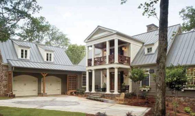Kousa Creek John Tee Architect Southern Living House
