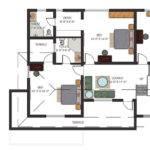 Krc Shantiniketan Luxury Individual Bungalows Floorplan