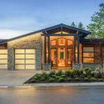 Lake House Design Ideas Exterior Traditional Patio