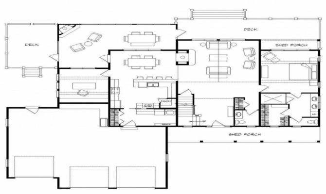 Lake House Floor Plans Walkout Basement Elegant