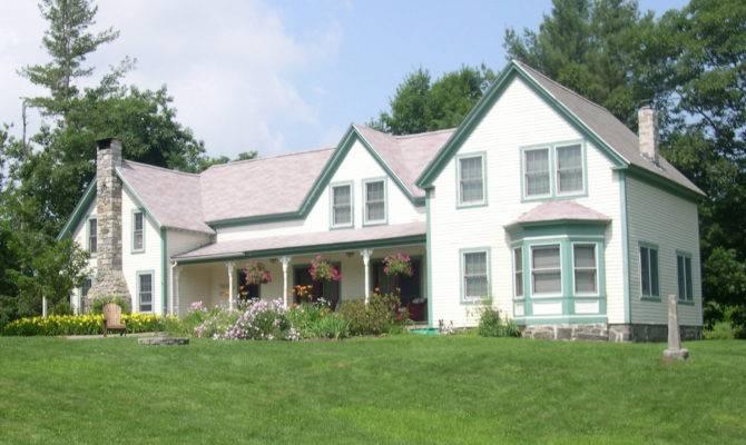 Lake House Maine Plan
