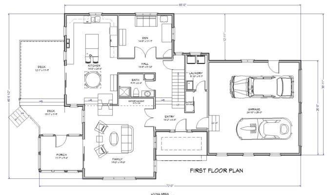 Lake House Plan Bedroom Traditional