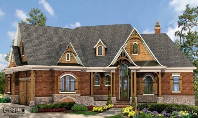 Lake House Plans Walkout Basement Cottage