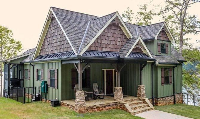 Lake House Plans Walkout Basement Inspirational Small