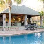 Lake White Oak Outdoor Kitchen