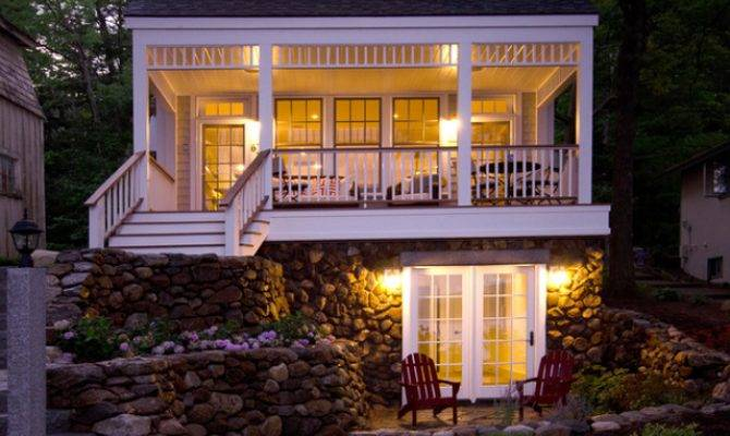 Lakefront Cottage Home Bunch Interior Design Ideas