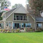 Lakefront Property Home Country