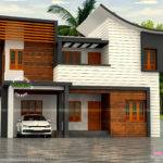 Lakh Cost Bedroom Home Kerala