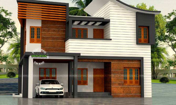 Lakh Cost Bedroom Home Kerala
