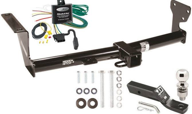Land Rover Trailer Hitch Package Wiring