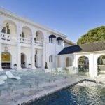 Landmark Bellevue Hill Hollywood Regency Style Home Sold