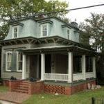 Landmarkhunter Mansard Roof House